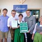5 Edelweiß für`s Florineum - Urlaub am Attersee